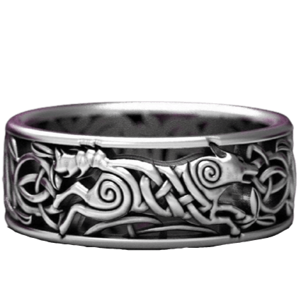 giant-wolf-viking-ring