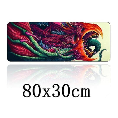 Jörmungandr Viking Mouse pad - Midgard Serpent - viking mouse pad