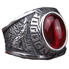 red-stone-viking-raven-ring