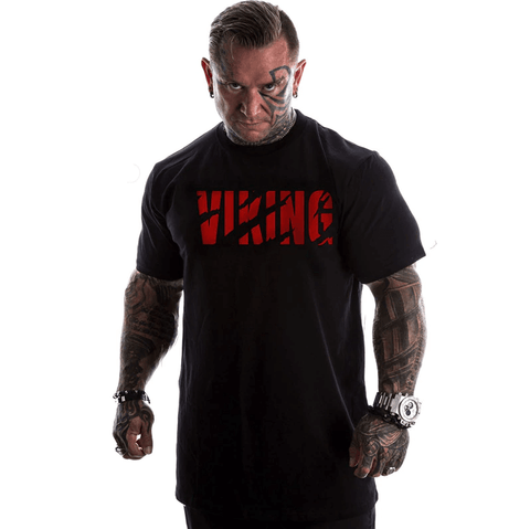 red-viking-shirt