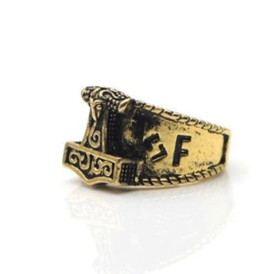 Thor Ring - viking ring