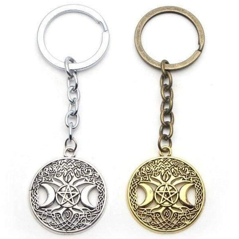 Tree of Life Keychain - keychain