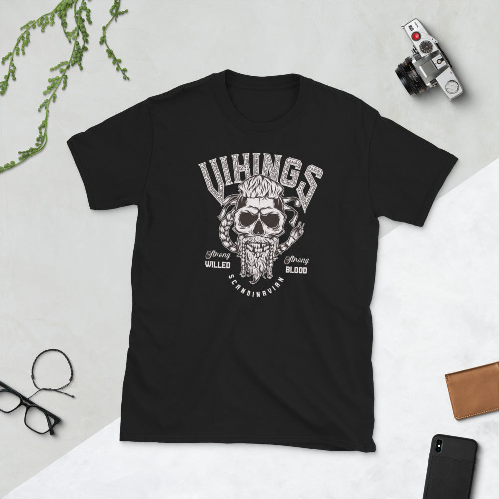 Skull Head (Viking Shirt)