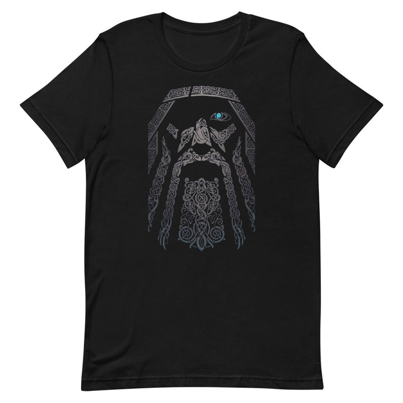 Odin Head (Viking T-Shirt)