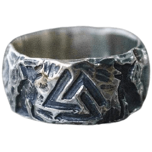 valknut-viking-signet-ring