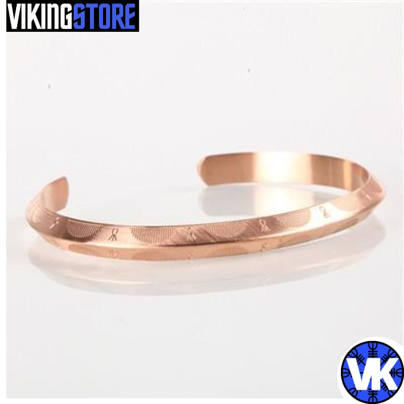 VIKING ARM RING - LUXURY - Style D / adjusted - 200000146