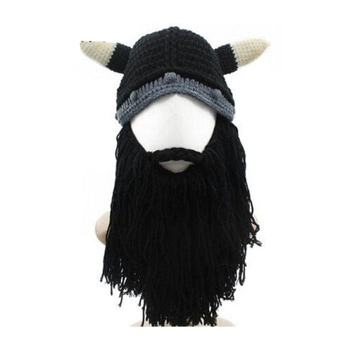 VIKING BEANIES - BEARD HORN - 200000447