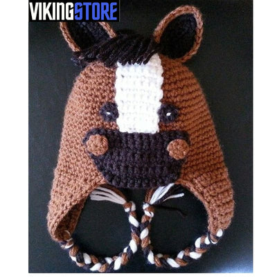 VIKING BEANIES - CARTOON - Color as picture 11 / S - 32701