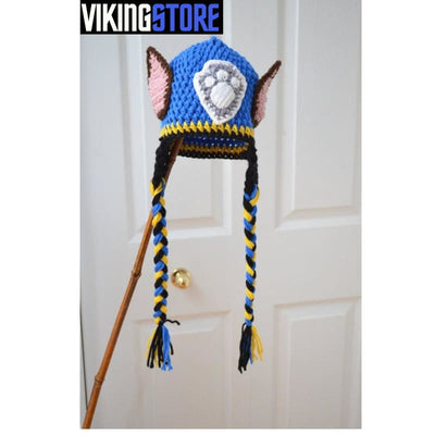 VIKING BEANIES - CARTOON - Color as picture 12 / S - 32701