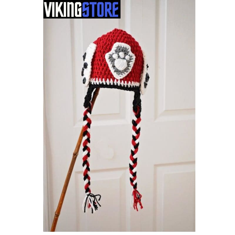 VIKING BEANIES - CARTOON - Color as picture 13 / S - 32701