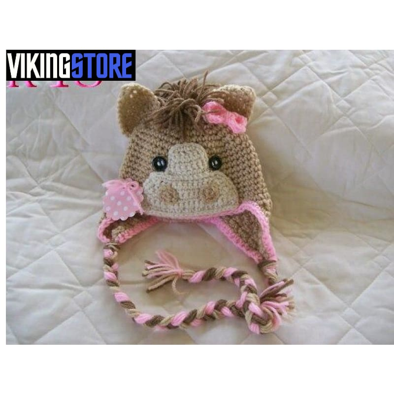 VIKING BEANIES - CARTOON - Color as picture 20 / S - 32701