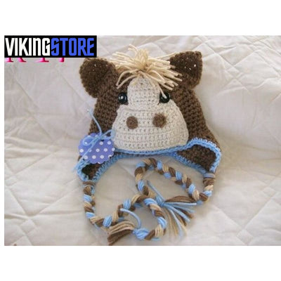 VIKING BEANIES - CARTOON - Color as picture 21 / S - 32701