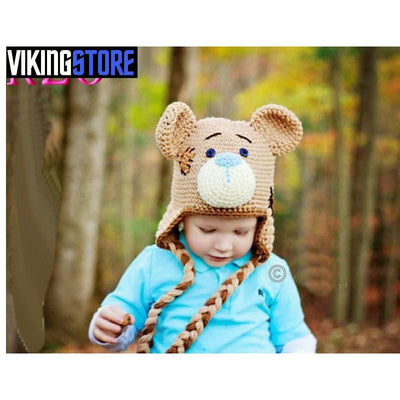 VIKING BEANIES - CARTOON - Color as picture 25 / S - 32701