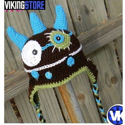 VIKING BEANIES - CARTOON - Color as picture 27 / S - 32701