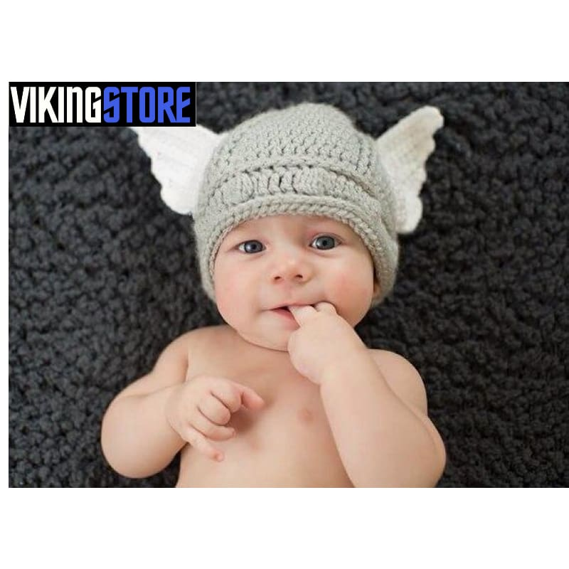 VIKING BEANIES - CARTOON - Color as picture 3 / S - 32701