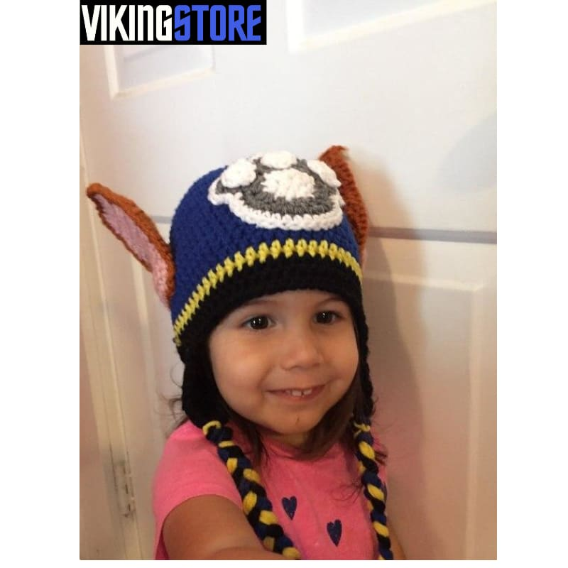 VIKING BEANIES - CARTOON - Color as picture 4 / S - 32701