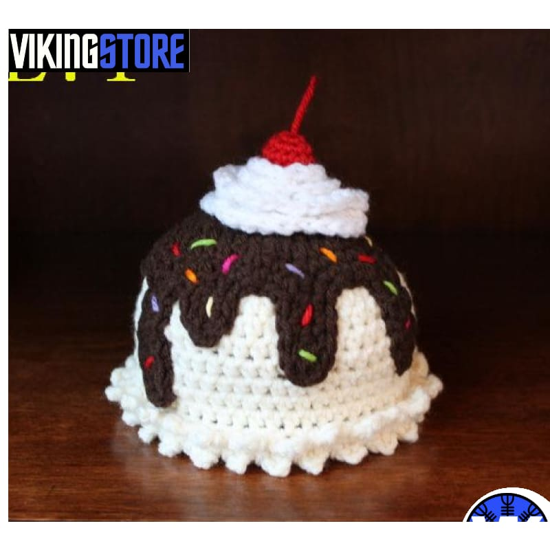 VIKING BEANIES - CARTOON - Color as picture 9 / S - 32701