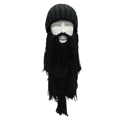 VIKING BEANIES - THE BARBARIAN VAGABOND - black - 200000447