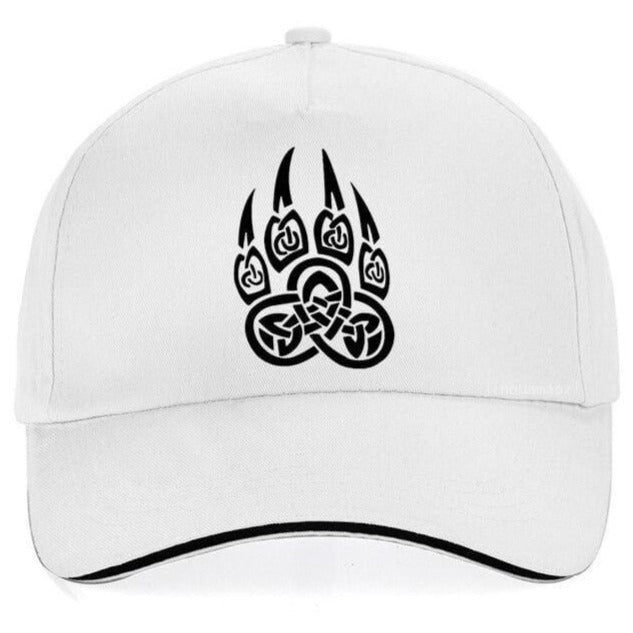 VIKING CAP - FENRIR - White - 200000403