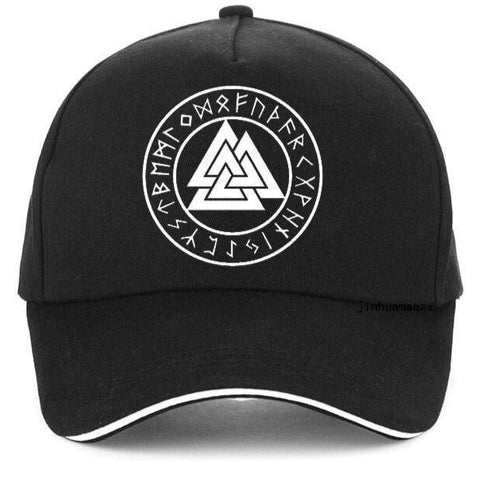 VIKING CAP - VALKNUT - Black - 200000403