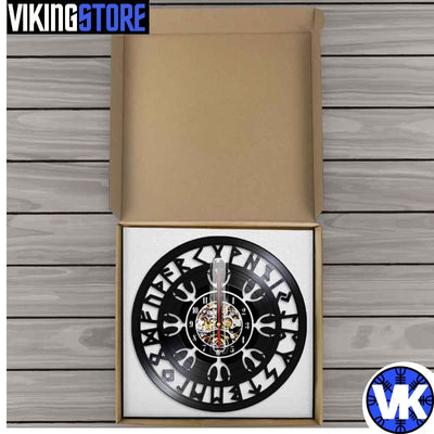 VIKING CLOCK - AEGISHJALMR - 152805