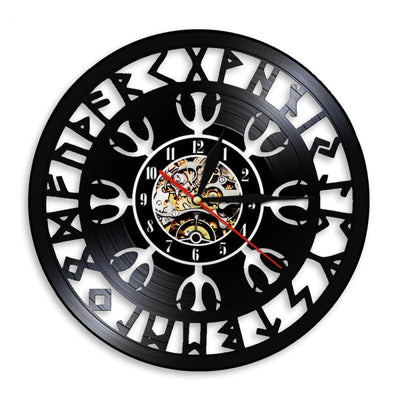 VIKING CLOCK - AEGISHJALMR - No Led - 152805