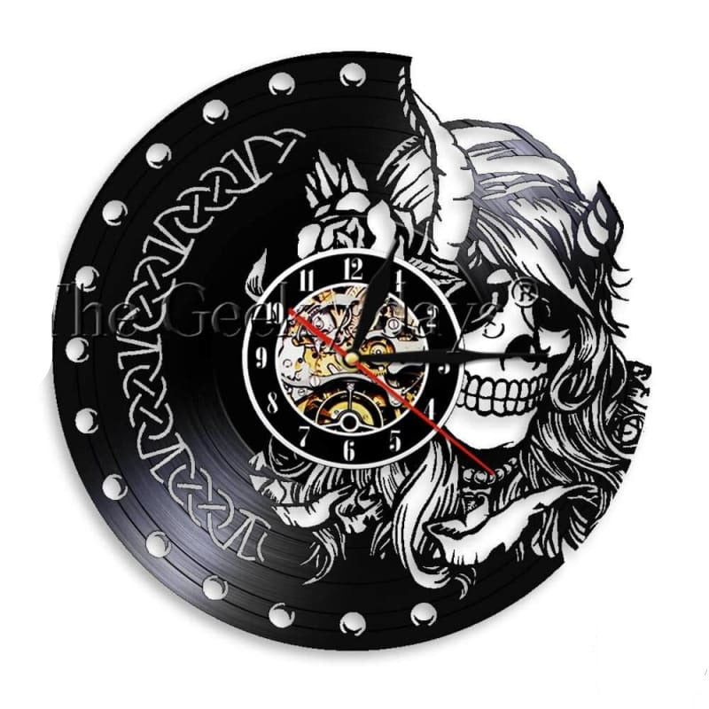 VIKING CLOCK - MAGIC ORACLE - 152805
