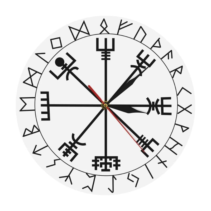 VIKING CLOCK - PAGAN - 152805