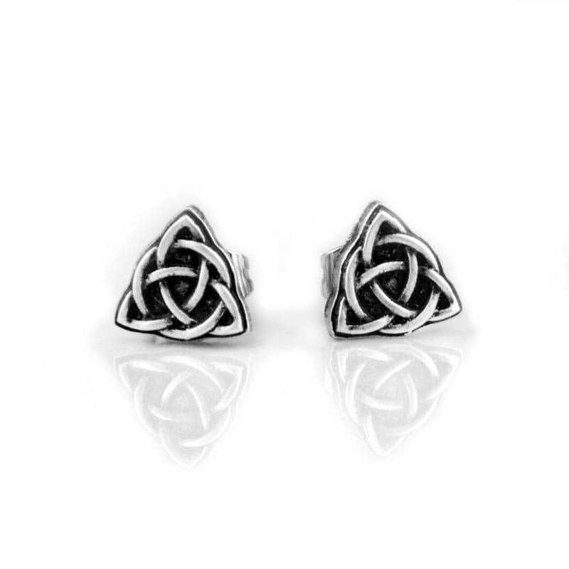 VIKING EARRINGS - CELTIC KNOT - earring