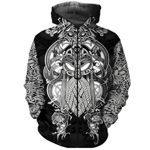 VIKING HOODIE - BALDER NEW FASHION 2019 - 200000344
