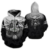 VIKING HOODIE - IVING NEW FASHION 2019 - 200000344