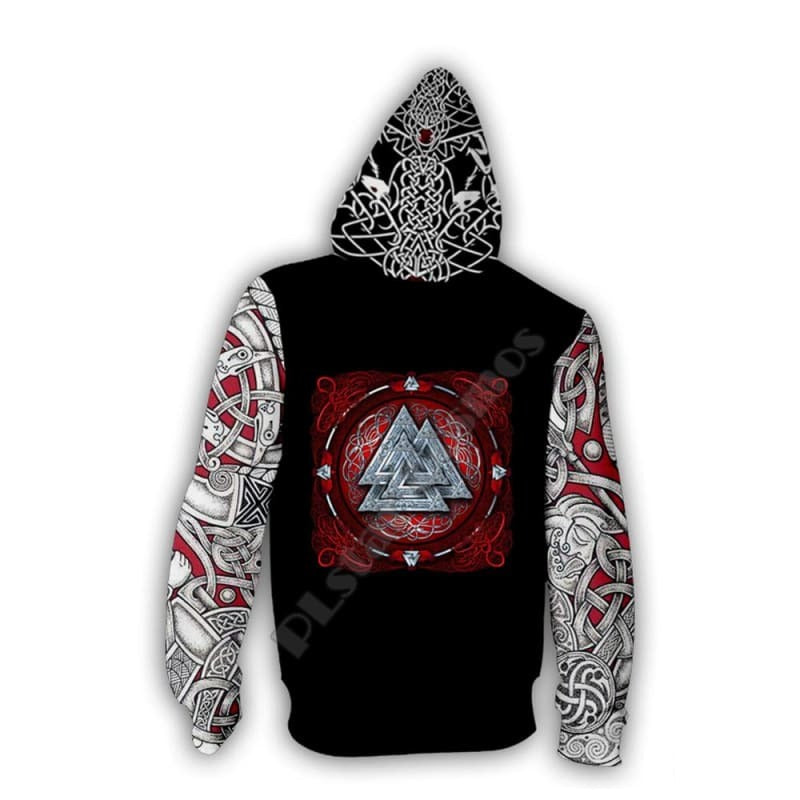 VIKING JACKET - BALDR - 200000344