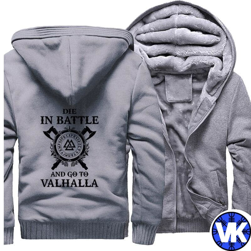 VIKING JACKET - VALHALLA - gray 1 / M - 200000344