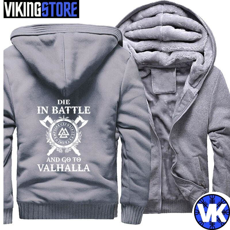 VIKING JACKET - VALHALLA - gray / M - 200000344