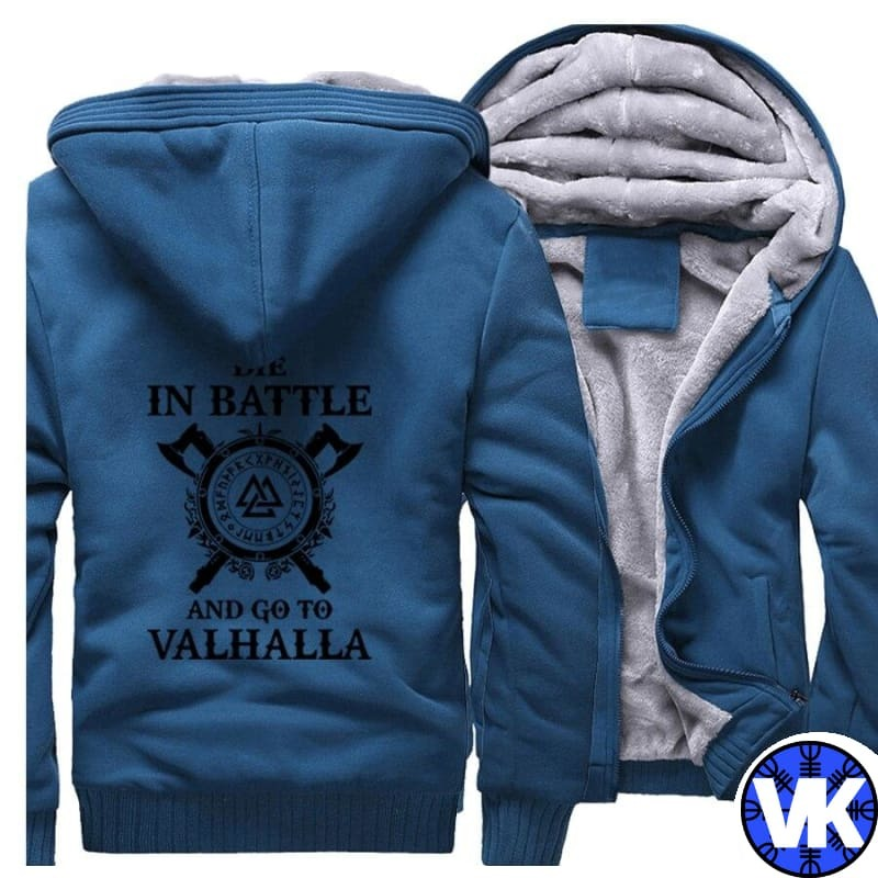 VIKING JACKET - VALHALLA - lake blue 1 / M - 200000344