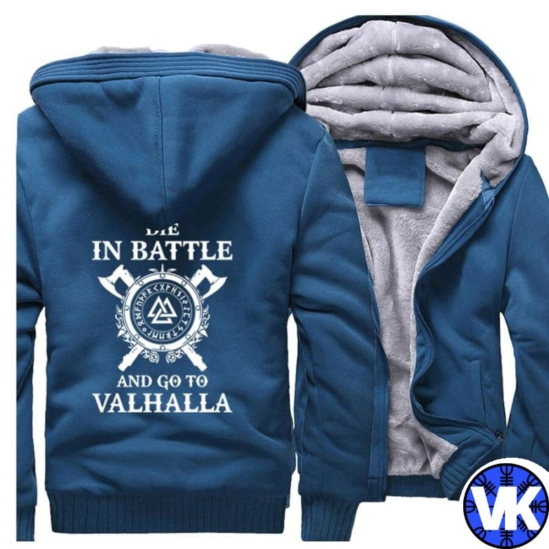 VIKING JACKET - VALHALLA - lake blue / M - 200000344