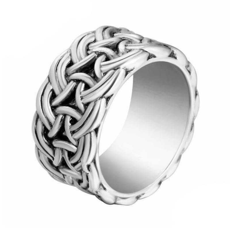 Viking Jewelry norse rings - Celtic Knot - viking ring