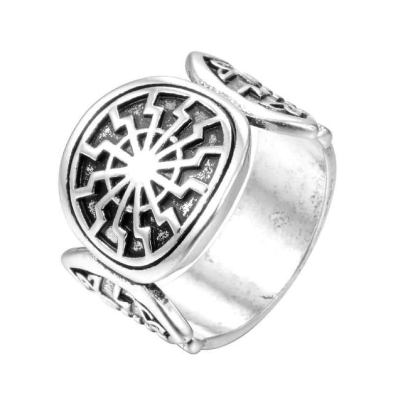 Viking Jewelry norse rings - Sun - viking ring