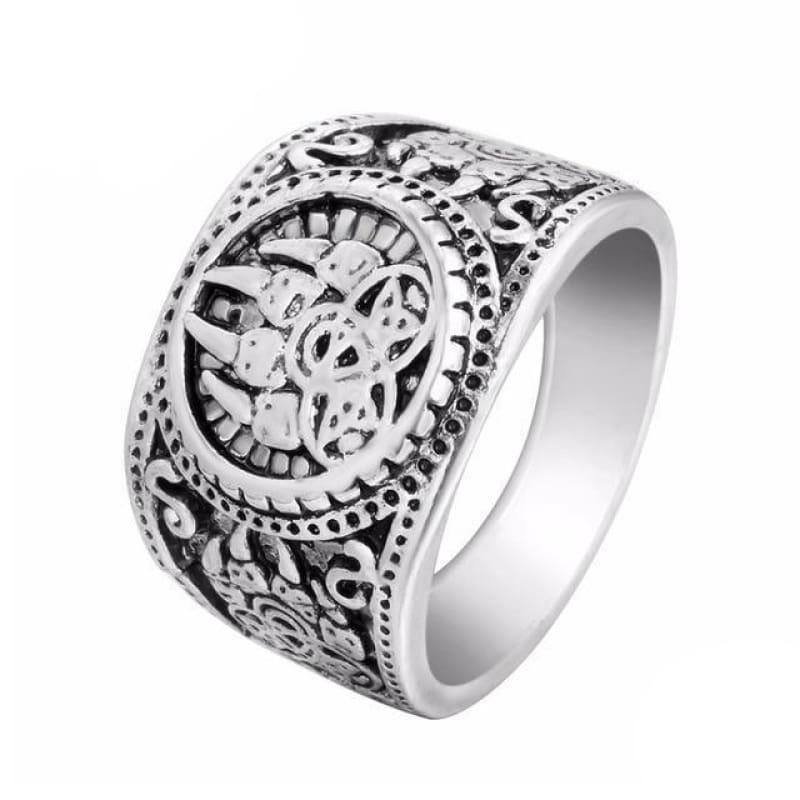 Viking Jewelry norse rings - Veles - viking ring