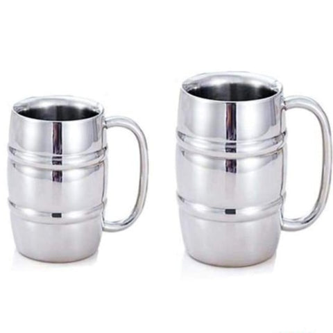 VIKING MUG - STAINLESS STEEL CUP - stainless steel cup