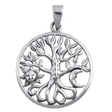 VIKING NECKLACE - YGGDRASIL - tree of life necklace