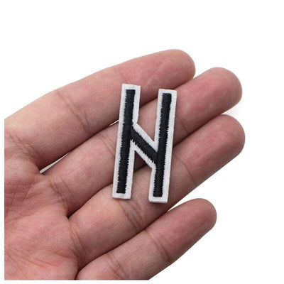 VIKING PATCH - 24 PCS RUNES FUTHARK - 100005735