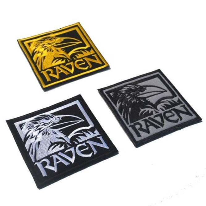 VIKING PATCH - ODIN RAVEN - 100005735