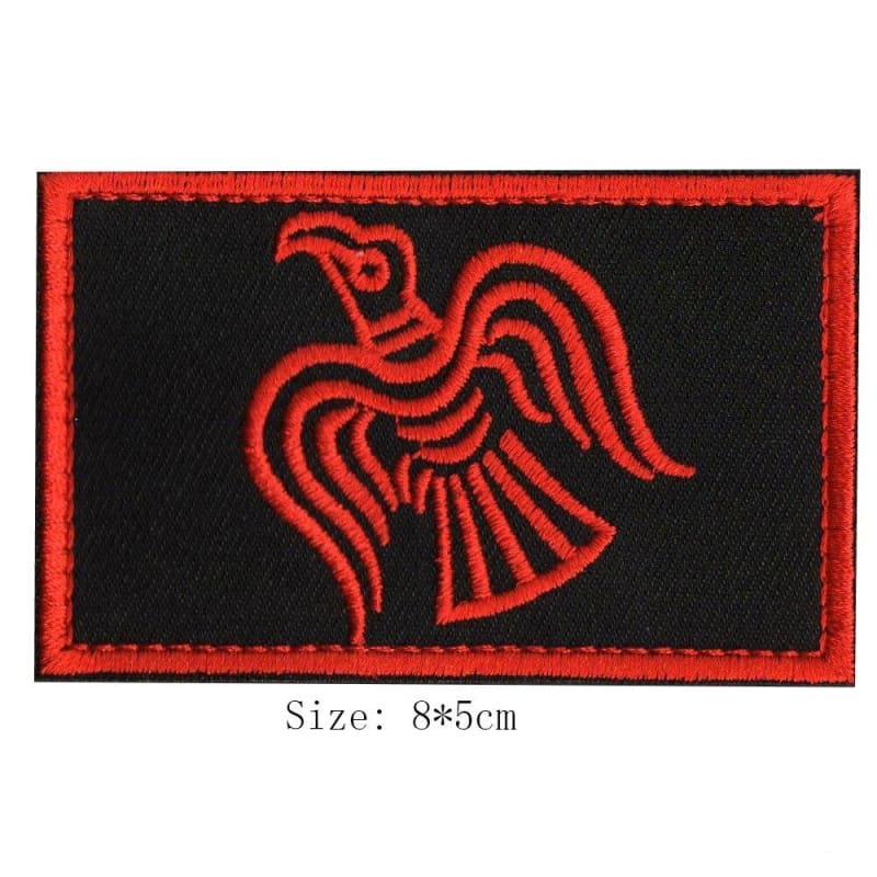 VIKING PATCH - TACTICAL BADGE - 100005735