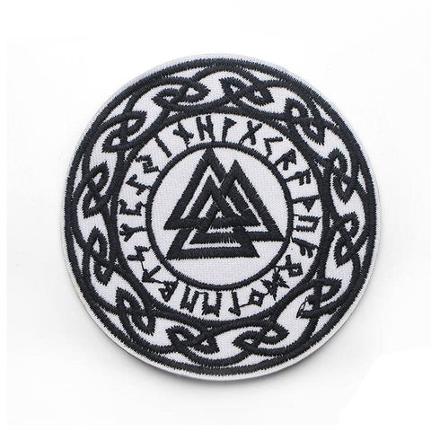 VIKING PATCH - VALKNUT SYMBOL - 100005735