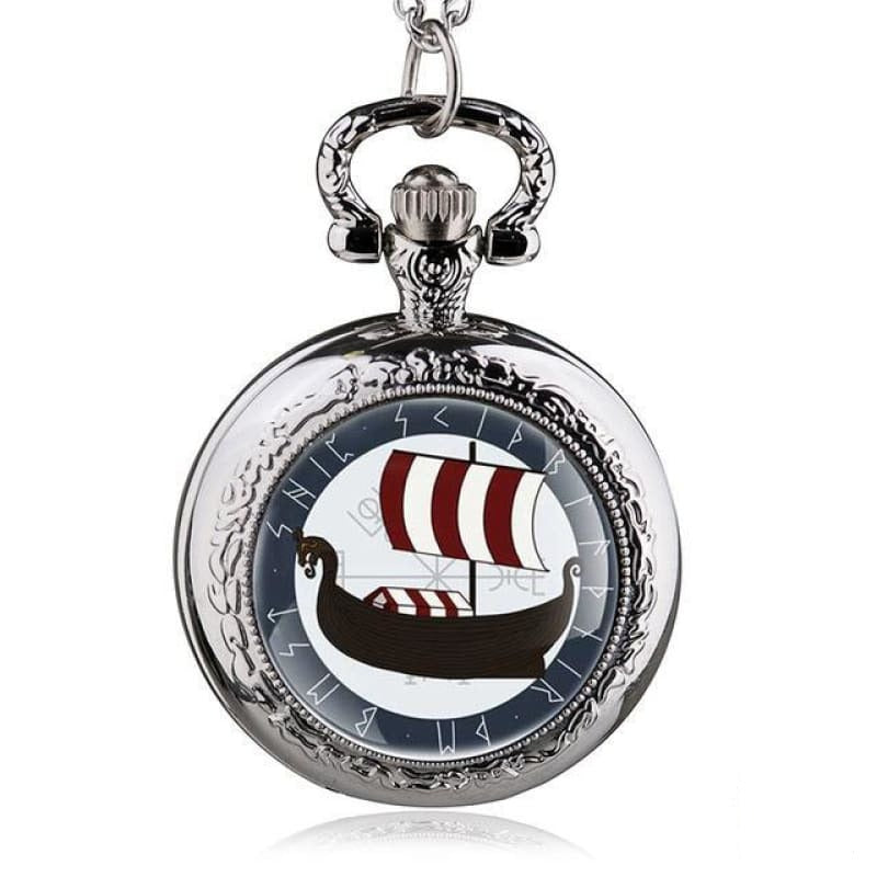 VIKING POCKET WATCH