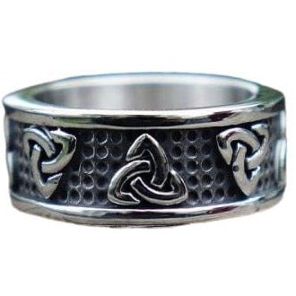 viking-ring-celtic-triquetra