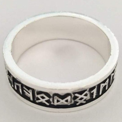 VIKING RING - FUTHARK - 100007323