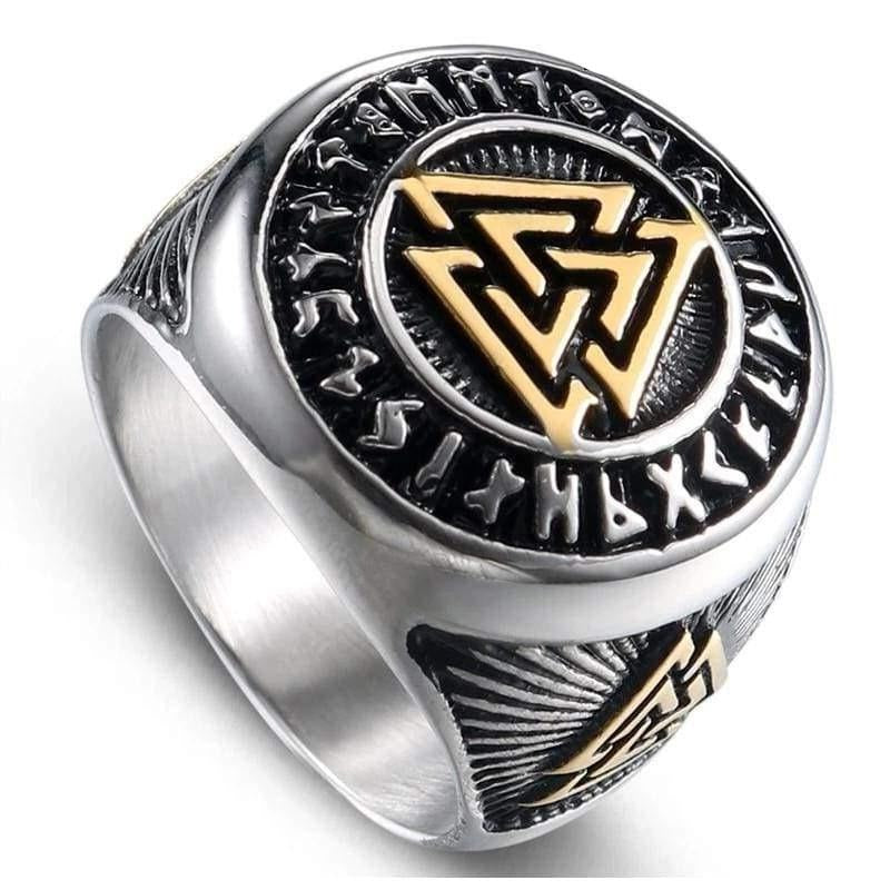 VIKING RING - RETRO - 100007323