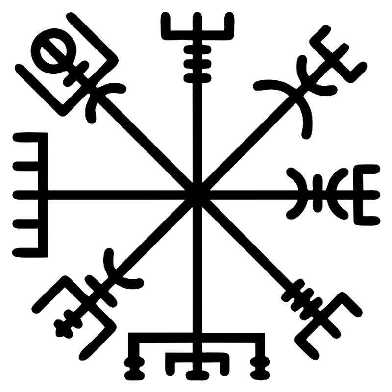 viking rune stickers